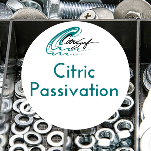 Citric Passivation