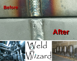 Clean Up Welding