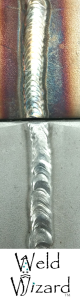 weld wizard before after