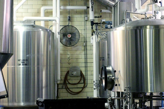 brewing tank passivation