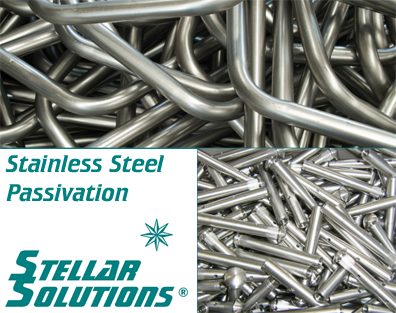 Stellar Solutions - Stainless Steel Passivation
